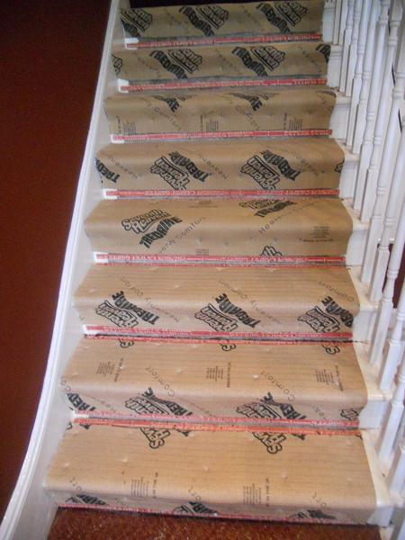 Communal Stairs And Landings