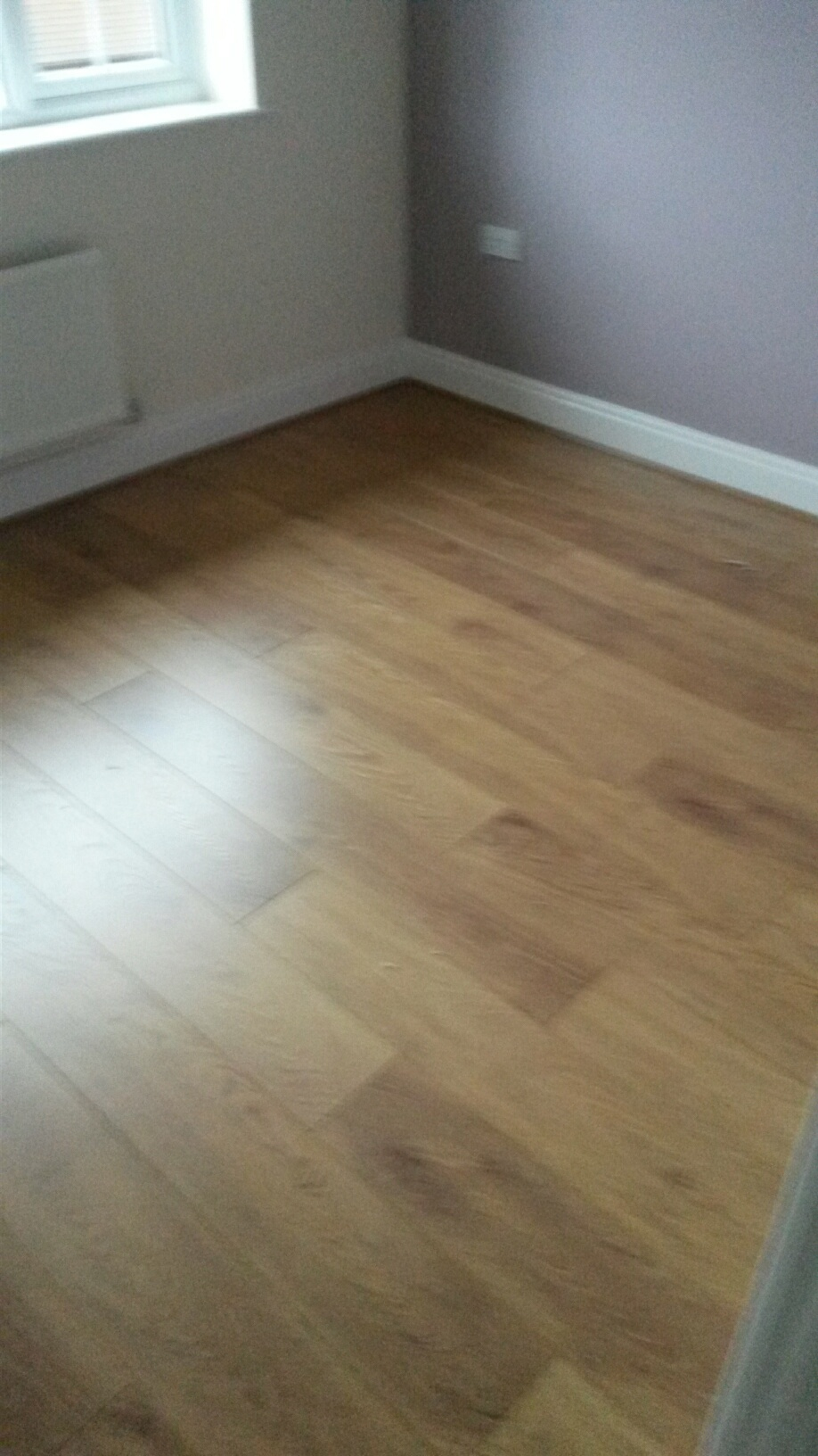 Oakhive carpet and flooring recent work for Balterio laminate flooring india