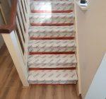 Elka 8mm Laminate flooring colour Honey Oak and Alternative Flooring Quirky B Margo Selby Fair Isle Annie Carpet